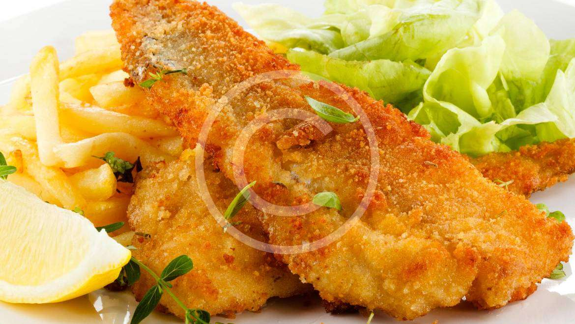 Herb-Crusted Tilapia
